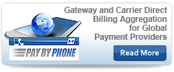Carrier Direct Billing