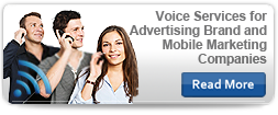 Voice Mobile Marketing Solutions